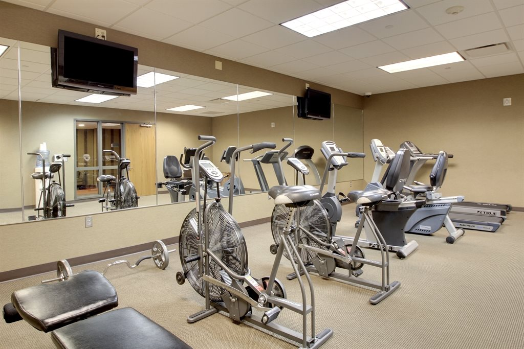 Fitness Center at King's Pointe Resort